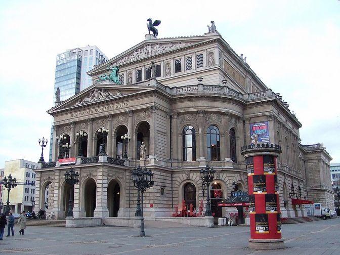 guía de Frankfurt 2 - Alte Oper