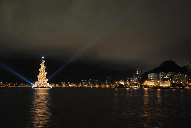Navidad en Brasil
