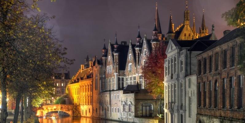 Guía de turismo en Brujas (Bélgica)