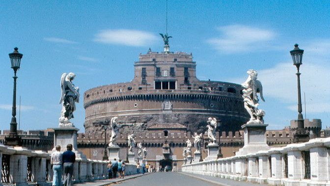 Castillo de Sant'Angelo - Roma