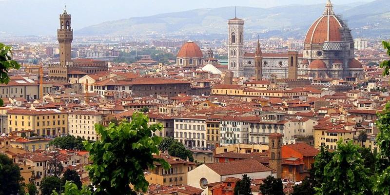 guía de turismo en Florencia (Italia)