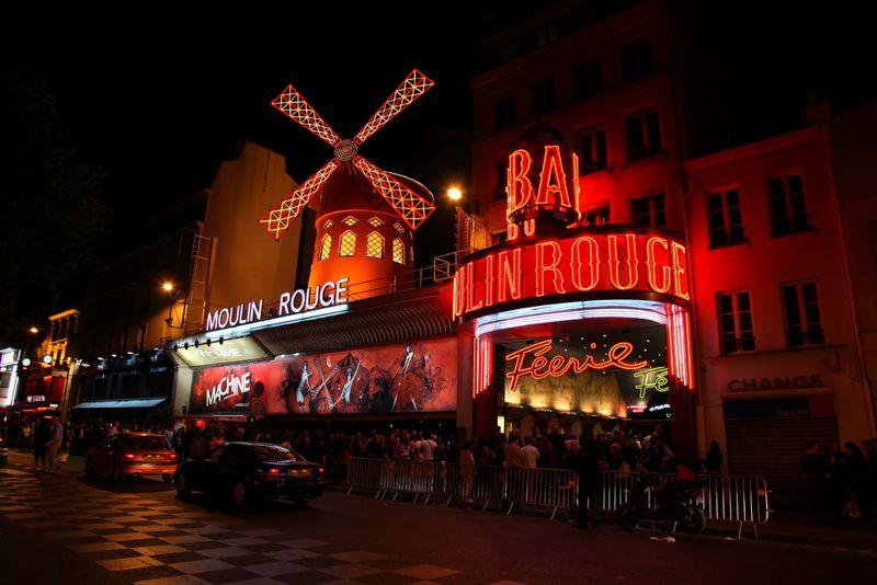 Moulin Rouge Frankfurt