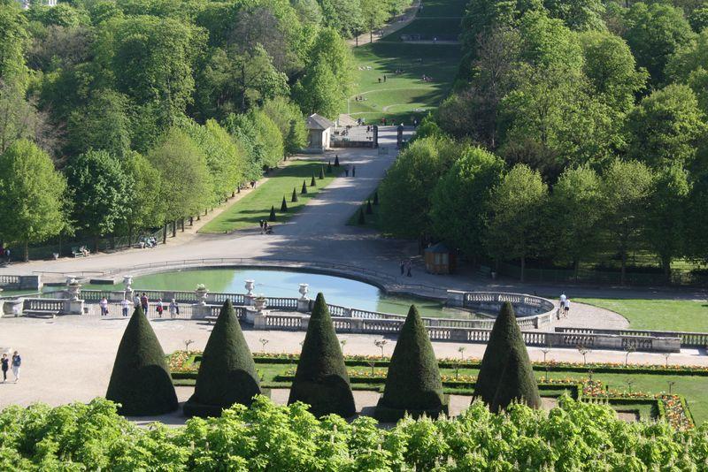 Bois de Boulogne  París