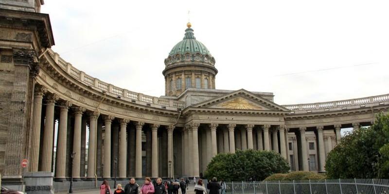 Catedral de Nuestra Señora de Kazán, San Petersburgo