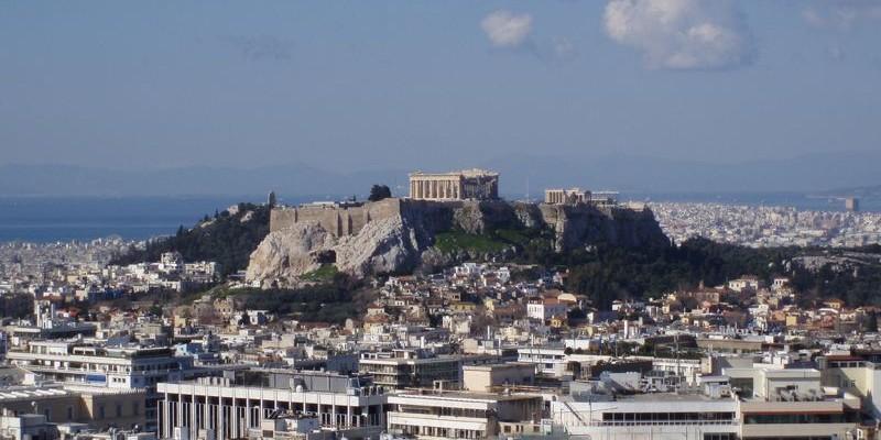 guía de turismo en Atenas