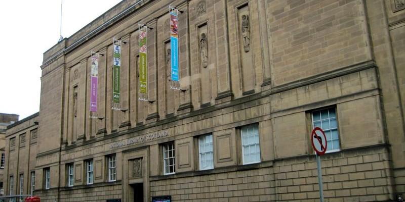 Biblioteca Nacional de Escocia, Edimburgo