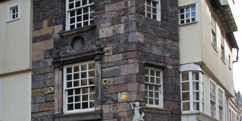 Casa de John Knox, Edimburgo