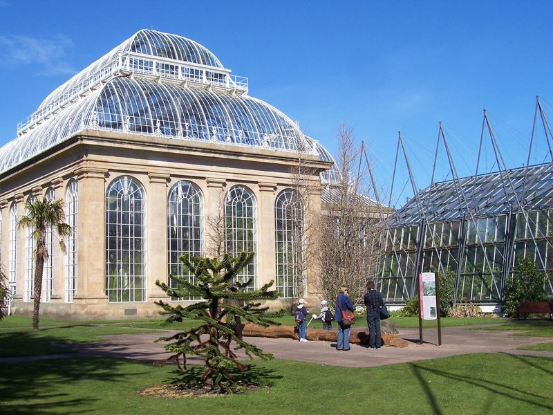 Real jard n bot nico de edimburgo horario y precio for Jardin botanico de berlin