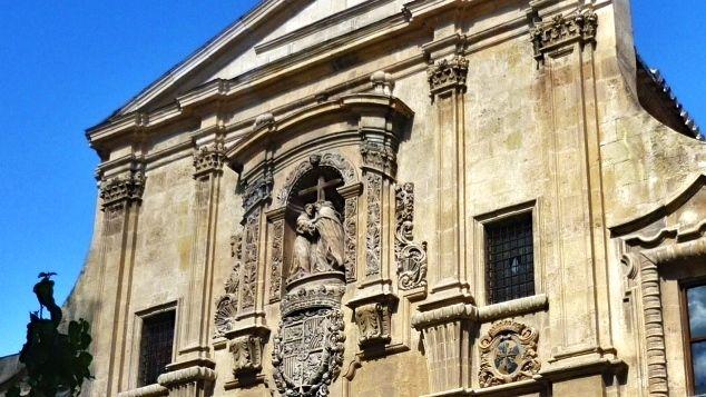 Iglesia de Santo Domingo, Murcia
