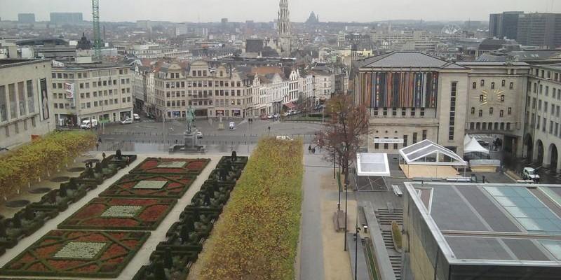 La Albertina, Bruselas