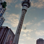 Sky Tower de Auckland