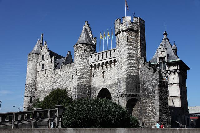 Castillo de Het Steen
