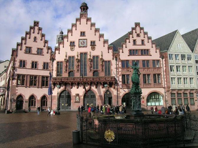 guía de Frankfurt - Römer