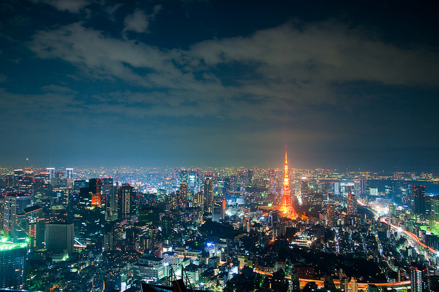 torre de tokio 1