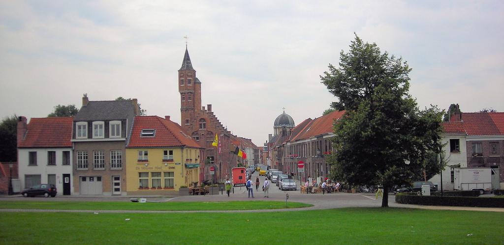 Convento inglés