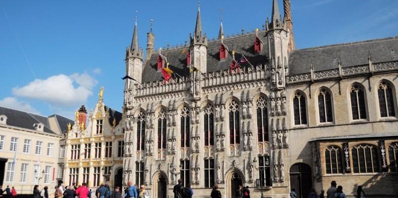 Stadhuis brujas
