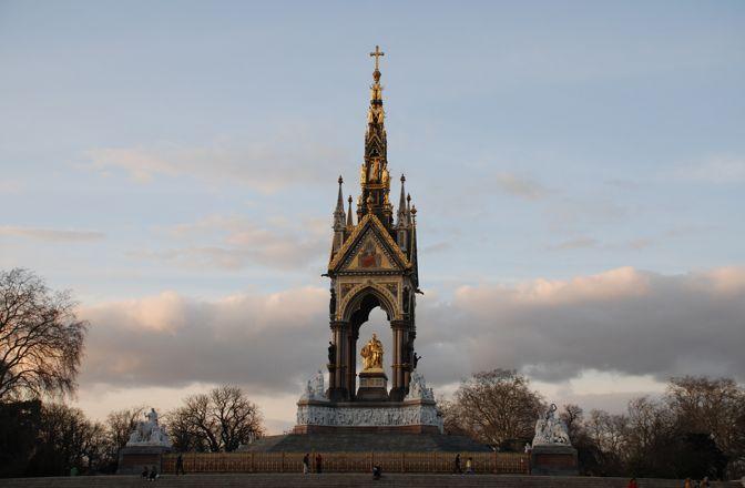 Albert Memorial | Londres
