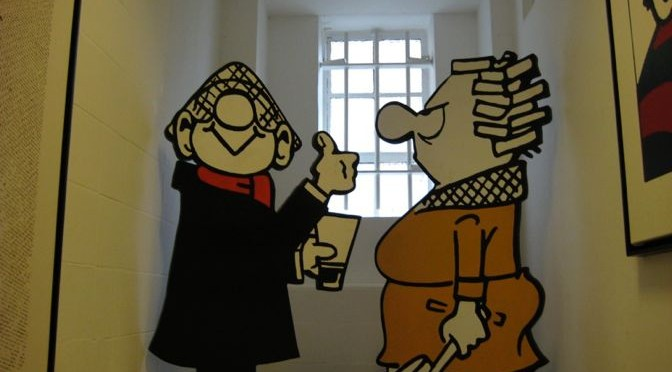 Cartoon Museum London | Museo del dibujo y el cómic de Londres