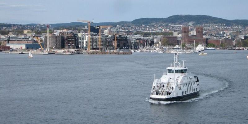 Moverse en Oslo