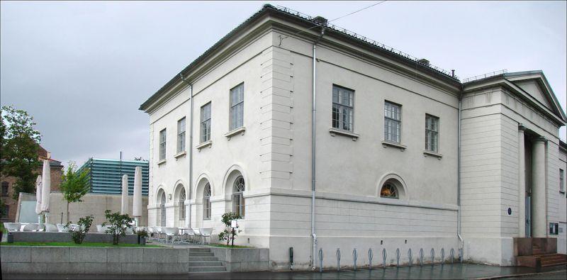 Museo de Arquitectura de Oslo