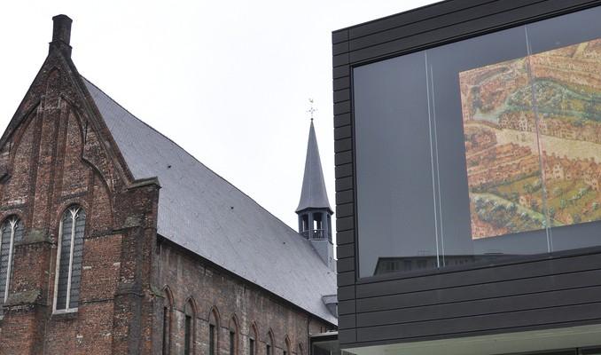 STAM | Museo de la ciudad de Gante | Stadsmuseum | Precio, Horario
