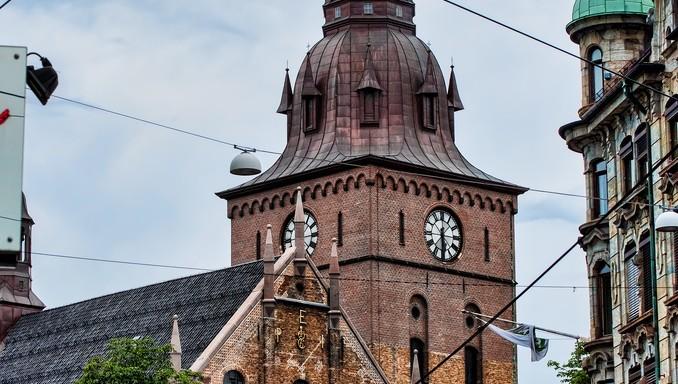 Catedral del Salvador de Oslo - Oslo Domkirke