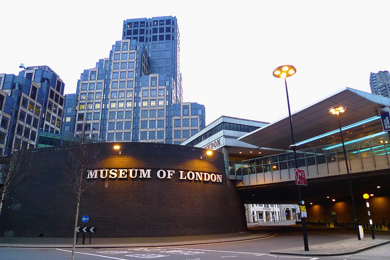 museo de Londres | Museum of london