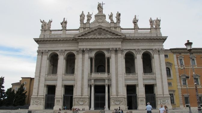 Archibasílica de San Juan de Letrán | Basílica di San Giovanni in Laterano
