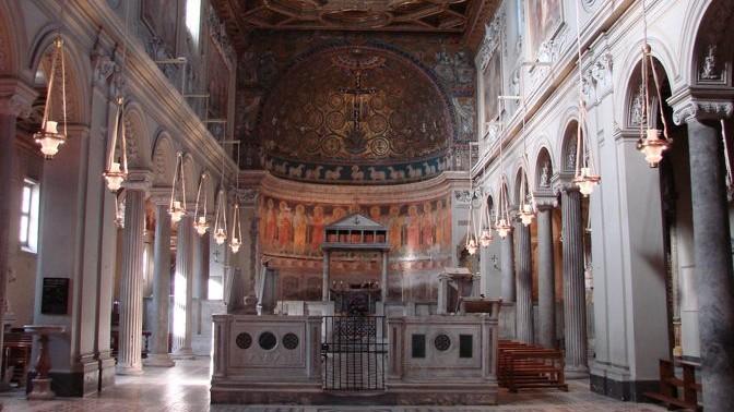 Basílica de San Clemente | Roma