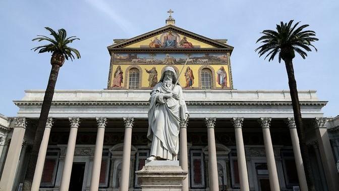 Basílica de San Pablo Extramuros | Roma