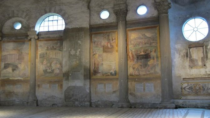 Basílica de San Stefano Rotondo | Roma