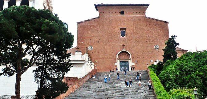 Basílica de Santa Maria en Aracoeli | Roma