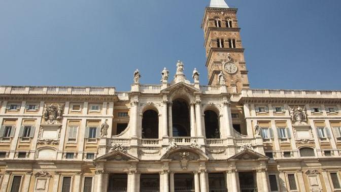 Basílica de Santa Maria la Mayor | Roma