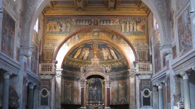 Basílica de Santa Práxedes | Roma