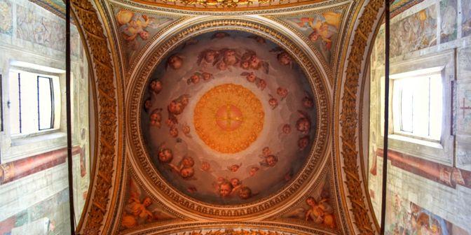 Basílica de los Santos Nereo y Aquileo | Roma