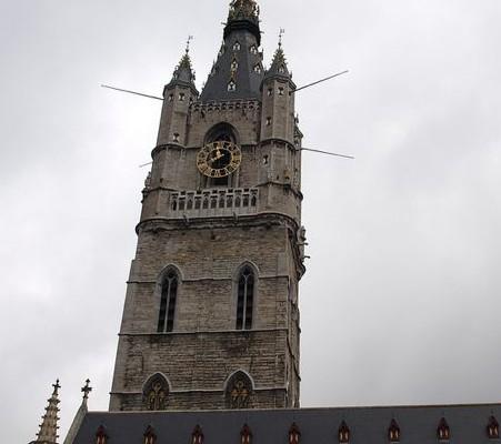 Belfort | Campanario de Gante