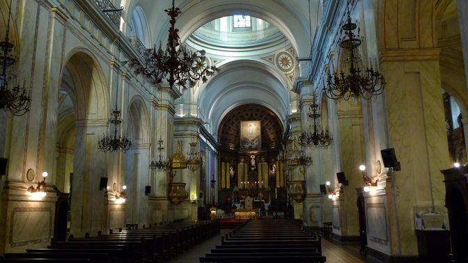 Catedral Metropolitana de Montevideo | Iglesia Matriz