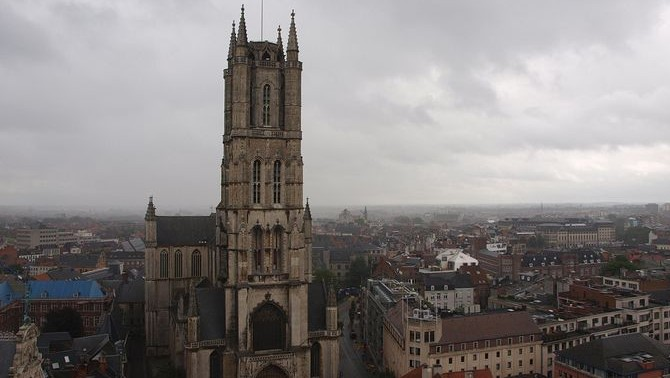 Catedral de San Bavón | Gante | Sint Baafskathedraal