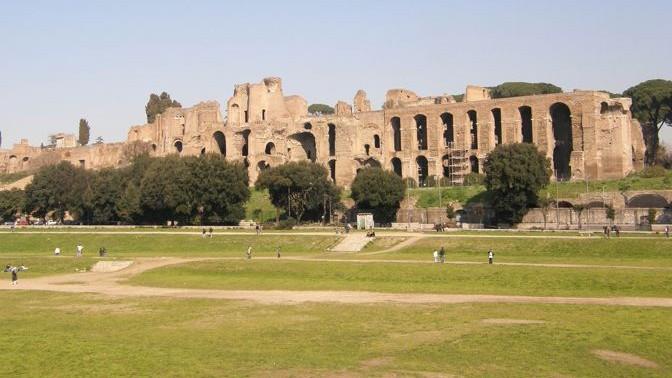 Circo Máximo - Roma