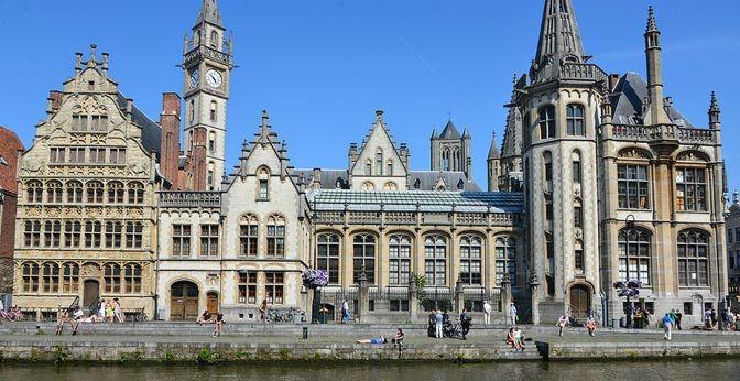 Dónde alojarse en Gante | Hoteles, campings, albergues