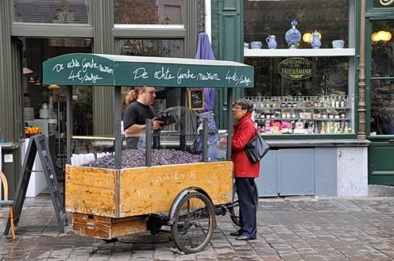 De compras por Gante | Mercadillos | Tiendas
