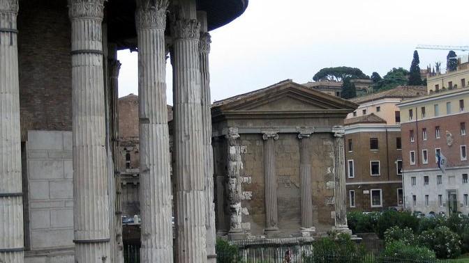 Foro Boario | Forum Boarium | Templo de Hércules | Templo de Portunus