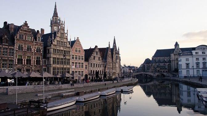 Guía de turismo en Gante (Bélgica)