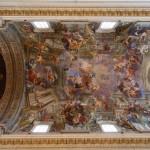 Iglesia de San Ignacio de Loyola en Roma