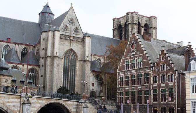 Iglesia de San Miguel | Gante | Sint-Michielskerk
