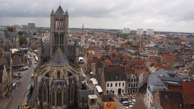 Iglesia de San Nicolas - Gante | Sint Niklaaskerk