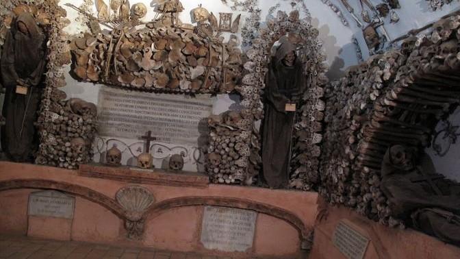 Iglesia de Santa Maria de la Concepción de los Capuchinos | Roma