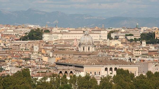 Janículo | Gianicolo | Roma