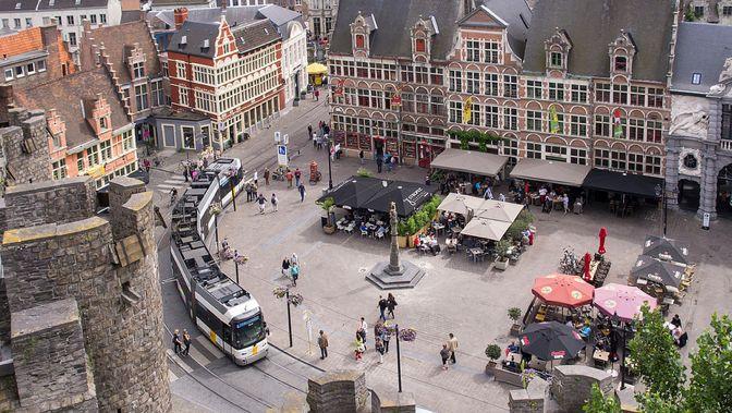 Moverse en Gante | Autobús y tranvía | Transporte