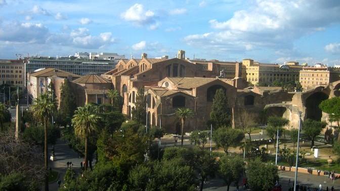 Museo Nacional Romano Termas de Diocleciano